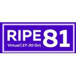 ロゴ:RIPE 81